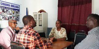 Journalist Abdishakur Abdullahi Ahmed ( Shaashaa)
