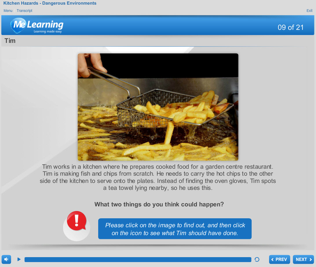 food safety and hygiene course level me learning try demo