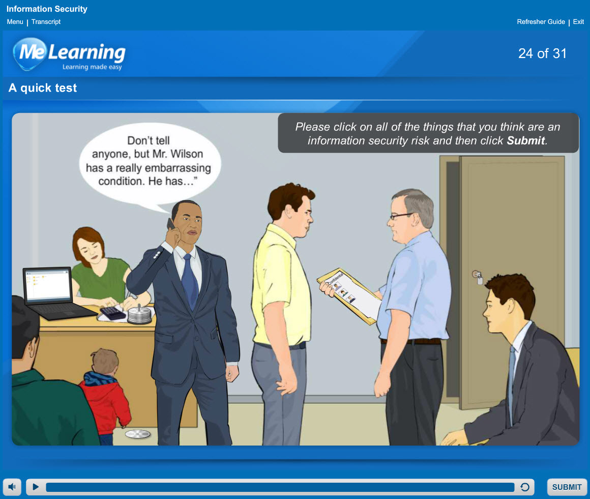 Information security course slides 24 of 31