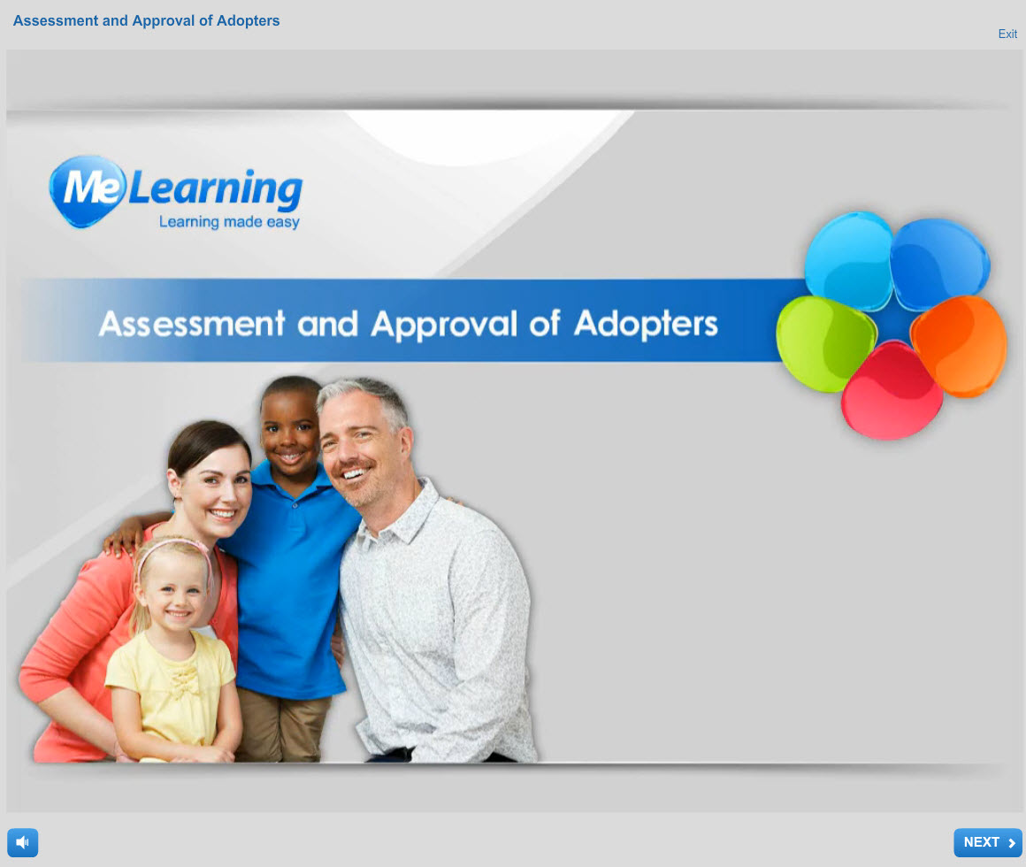 Assessment and Approval of Adopters slide