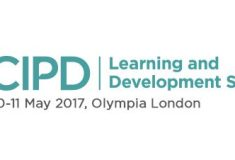 CIPD Learning and Development Show web banner with padding