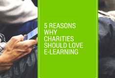 5 reasons why charities should love e-learning header image