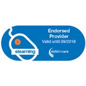 Skills for Care endorsed provider logo