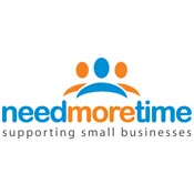 Need More Time logo