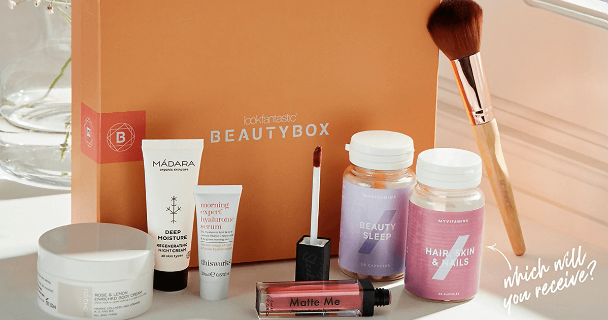 5 Must-Try Beauty Box Subscriptions for 2021