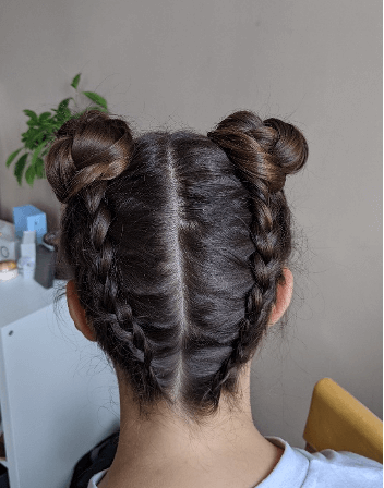 3 Simple Braid Hairstyles to Try on Yourself