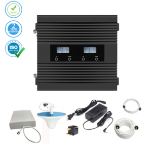 Mobile Phone Booster for All Networks – 300 sq.m.