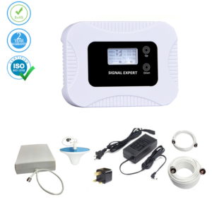 Mobile Signal Booster 4G LTE – 600 sq. m.