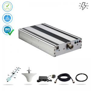 Mobile Signal Booster Voice – 1000 sq.m. (Power Line)