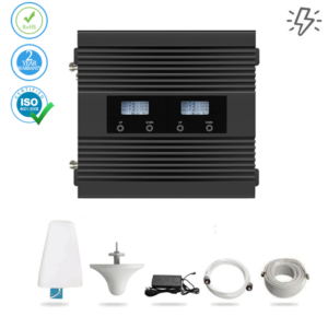 Dual Band Signal Booster Voice & Data – 600 sq.m. (Power Line)