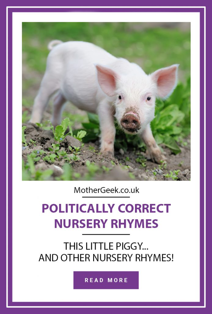 Politically Correct Nursery Rhymes - THIS LITTLE PIGGY