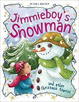 Jimmieboy's Snowman book