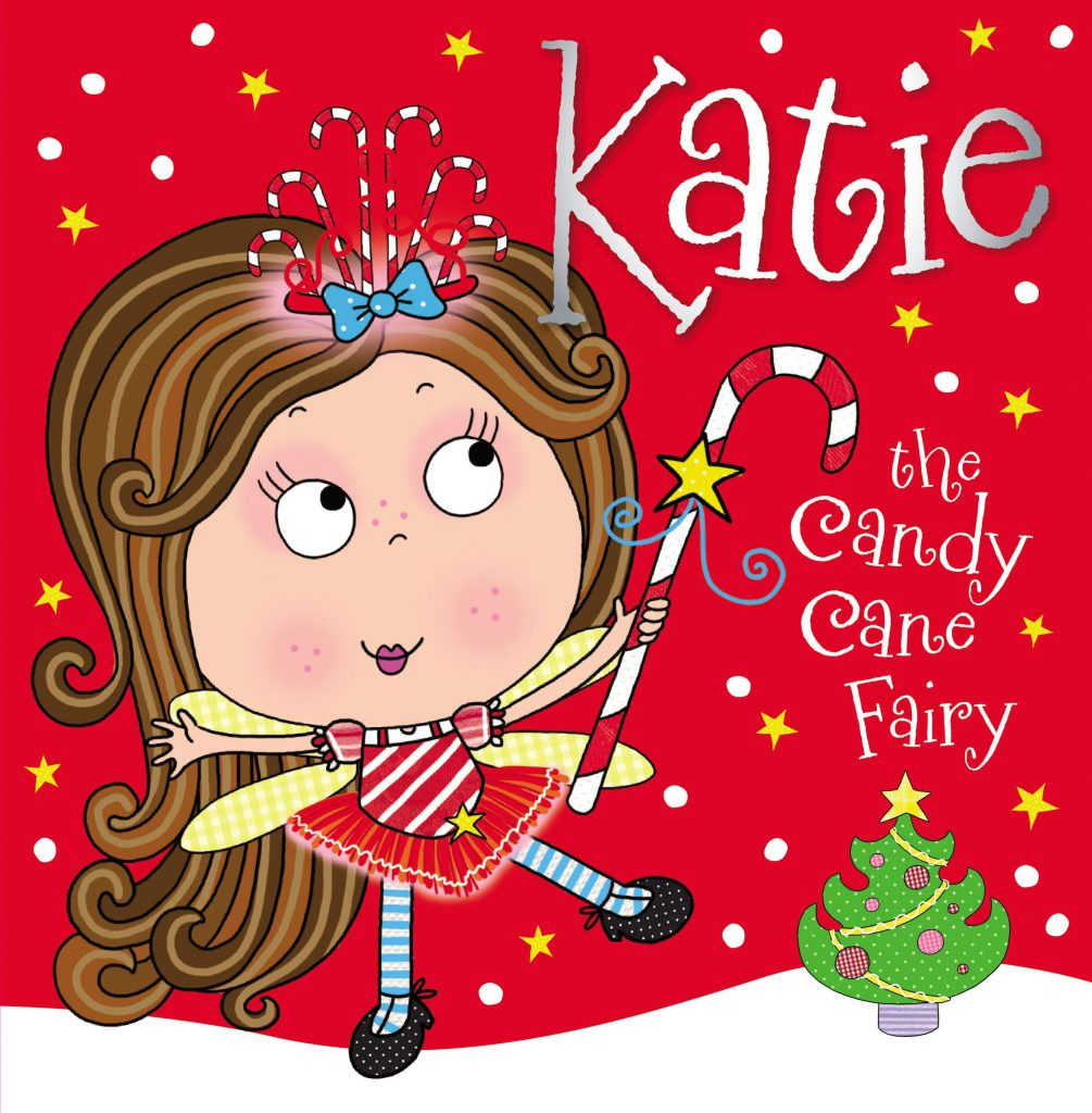 Katie the Candy Cane Fairy book