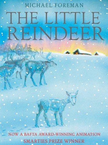 The Little Reindeer book