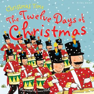 The Twelve Days Of Christmas book