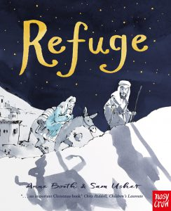 REFUGE, by Anne Booth