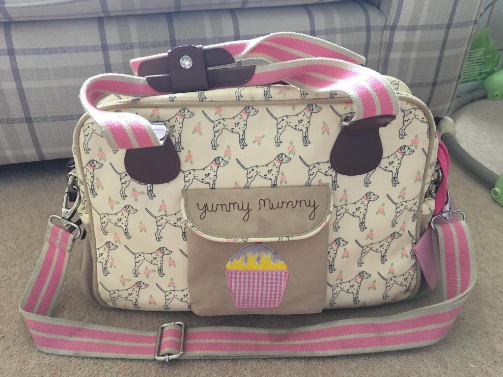 Parenting Fails - forgetting the baby's changing bag
