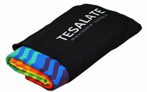 Tesalate Towel Full sized beach towel: 160cm x 80cm / 63 x 31 inches