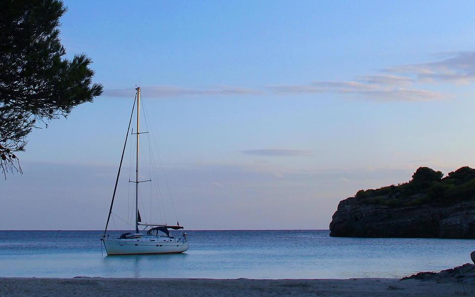 Turqueta Cove, Menorca