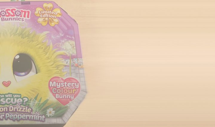 win a Scruff-A-Luvs Blossom Bunny
