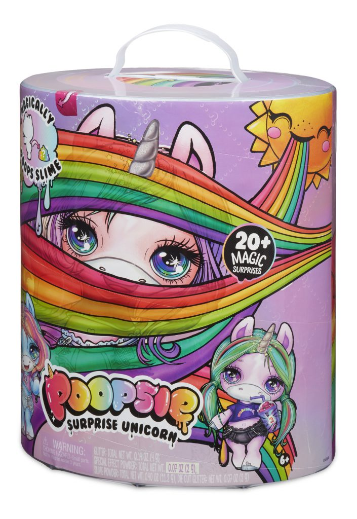 Poopsie Surprise Unicorn packaging
