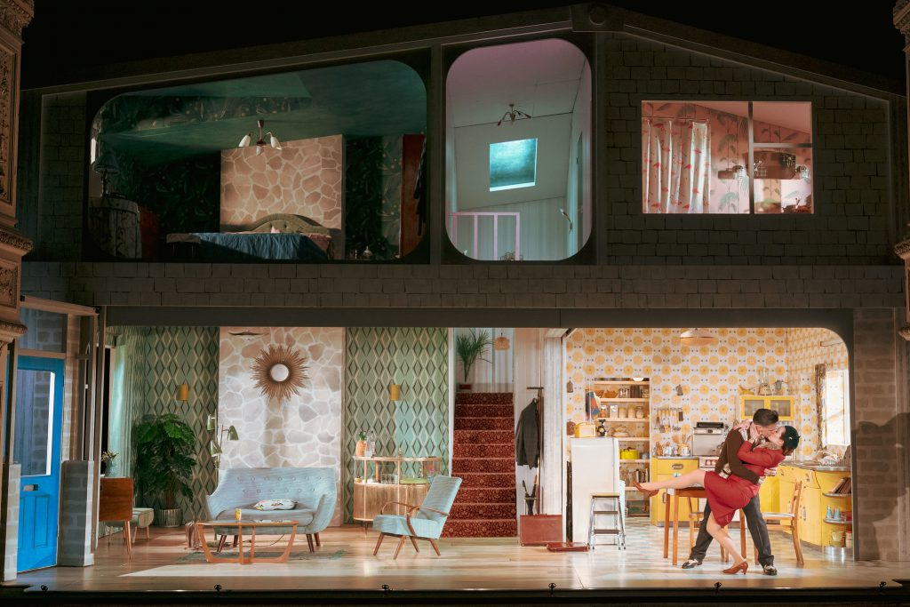 STAGE - Home, I'm Darling At The Lowry