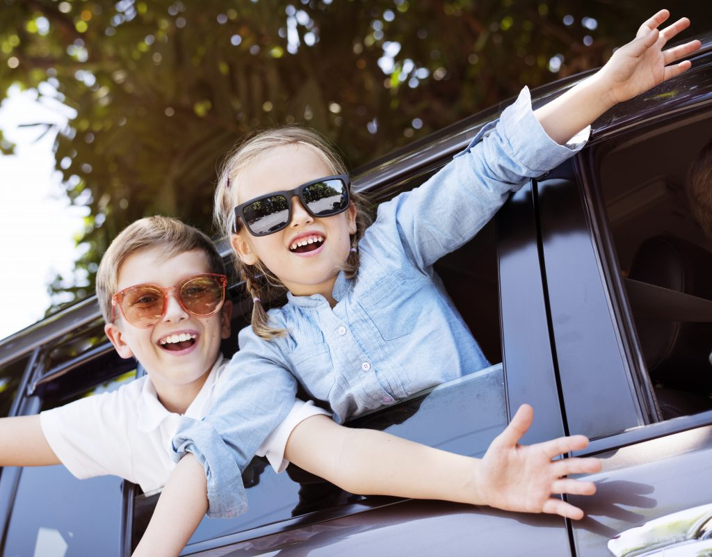 Car Travelling With Kids Hacks