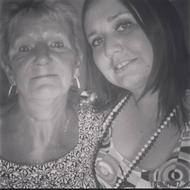 Woman in her 50s and woman in her 20s - Mother and Daughter