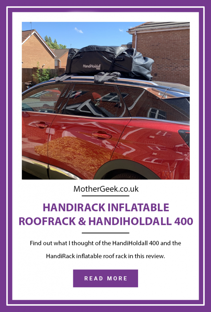 HandiRack and HandiHoldall 400 pin