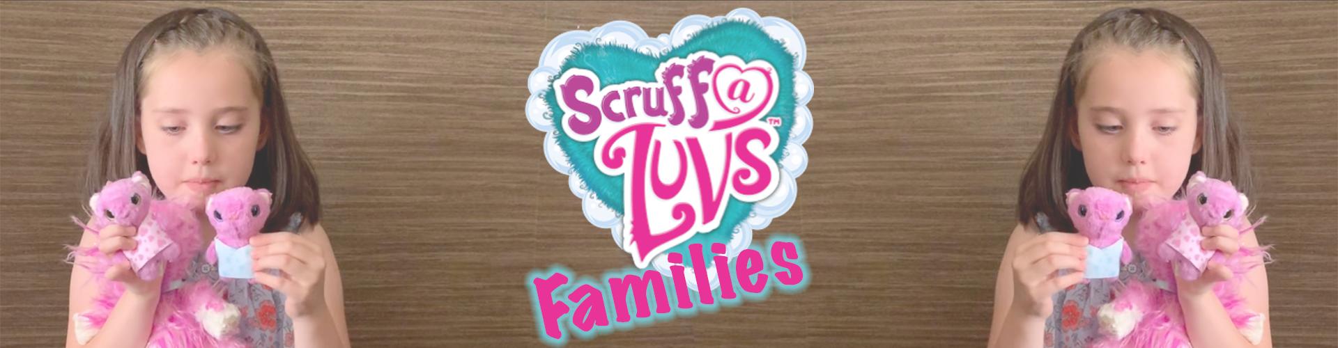 Scruff A Luvs Families