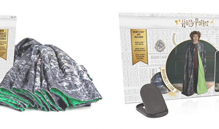 Harry Potter Invisibility Cloak Review banner