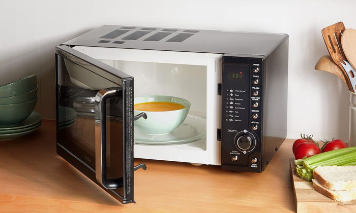 VonShef 23L Digital Microwave Review -