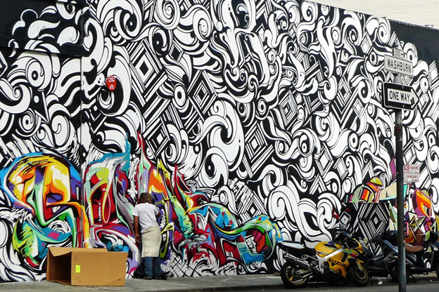 is street art a legitimate art form?