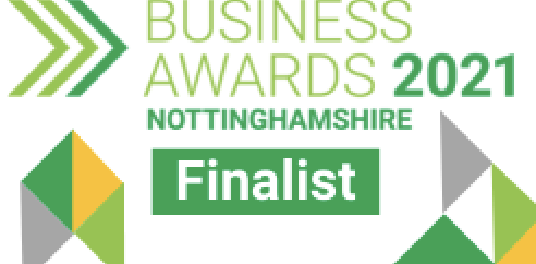 Business Awards 2021 Nottinghamshire Finalist