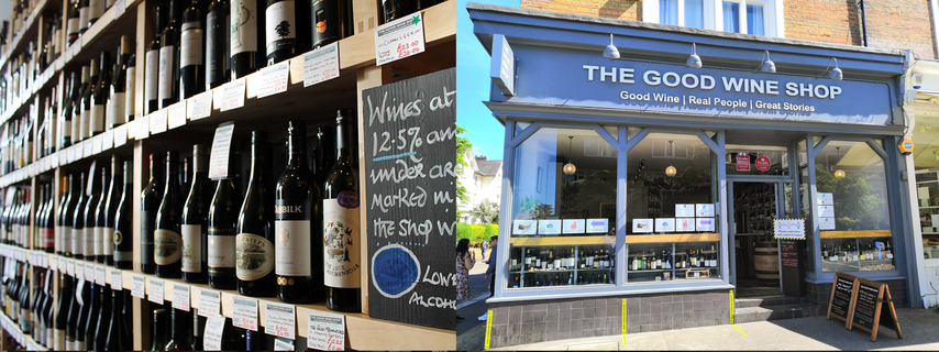The good wine shop