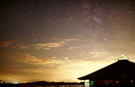 Star Gazing at Abberton Reservoir - 14 March 2020