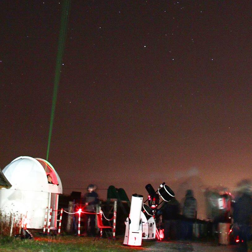 Abberton Stargazing