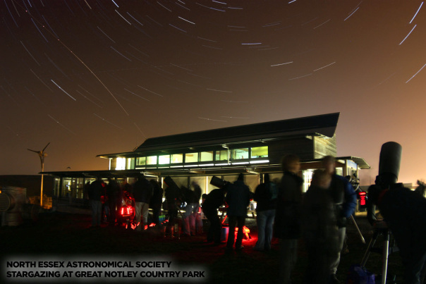 Star Gazing at Great Notley - 8 Feb 2020
