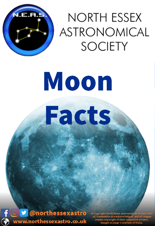 Free Moon Facts