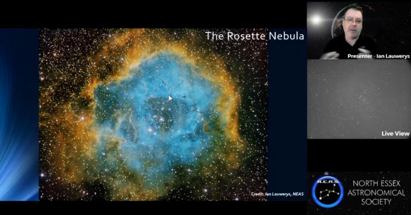 Live Astronomy – 4th April 2020