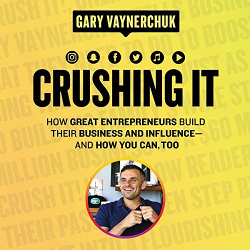 Digital Marketing Books Gary Vaynerchuk Crushing It