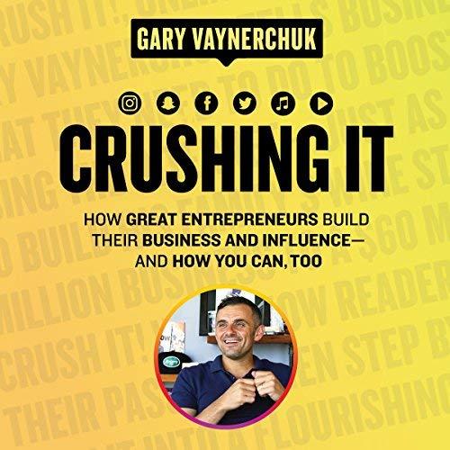 Digital Marketing Books Gary Vaynerchuk Crushing It