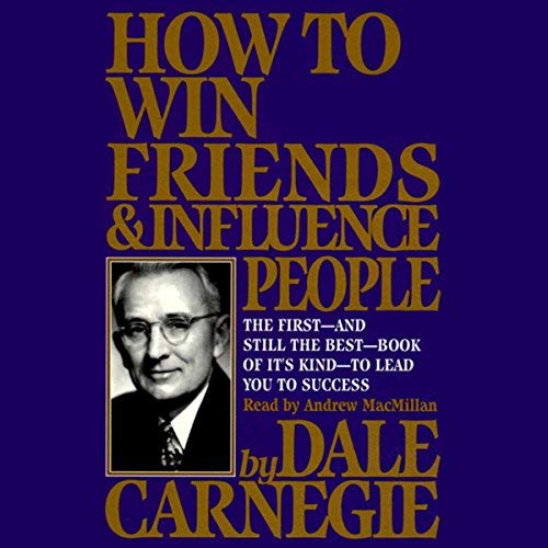 Digital Marketing Books How to win friends and influence people dale carnegie
