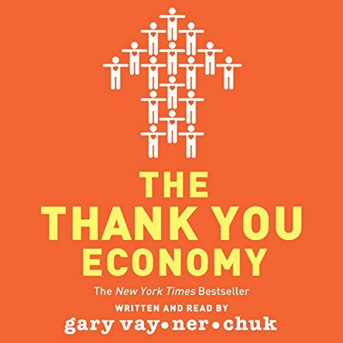 Digital Marketing Books The Thank you economy