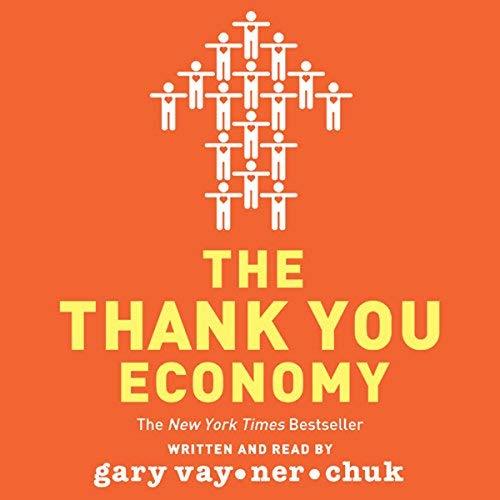 Digital Marketing Books The Thank you economy