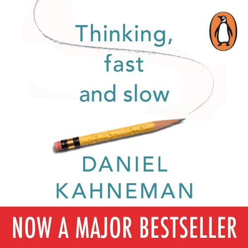 Digital Marketing Books Thinking Fast and Slow