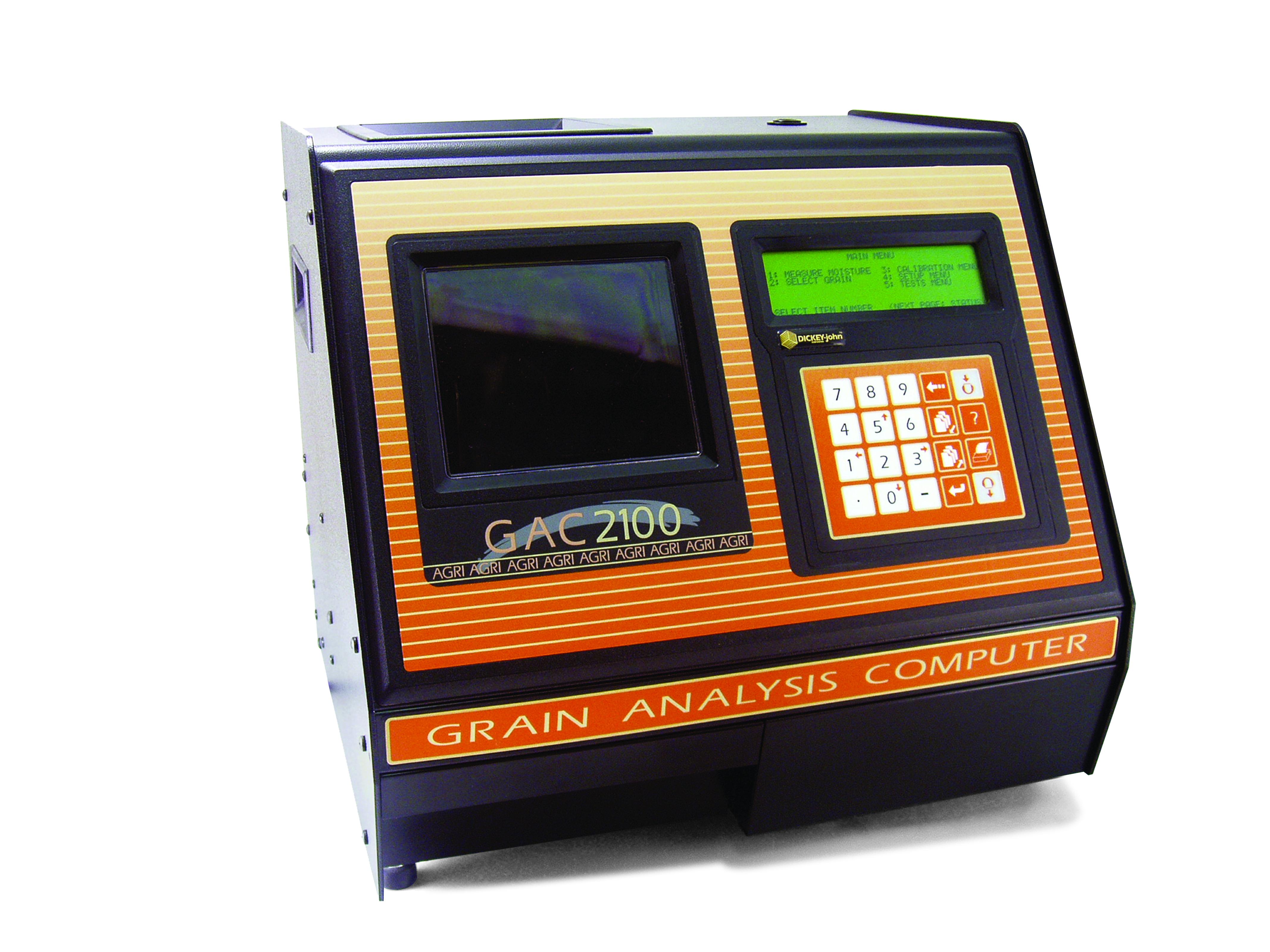 DICKEY-john GAC 2000/2100 Service and Calibration
