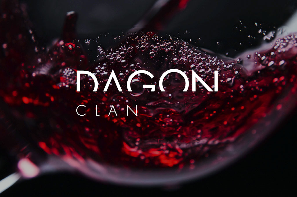 Logotype for Dagon Clan