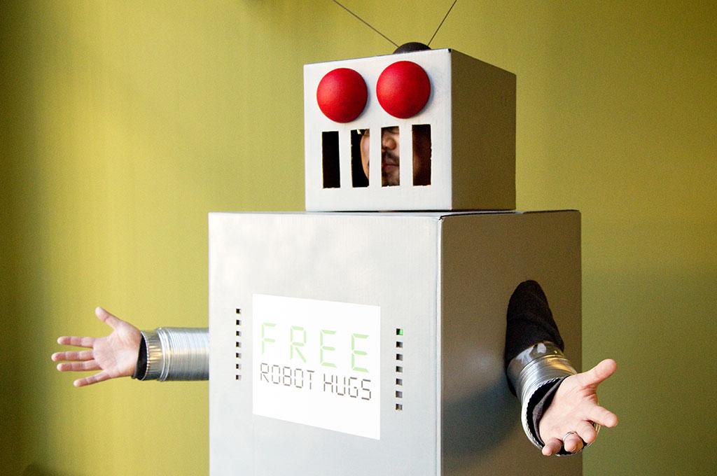 Homemade robot