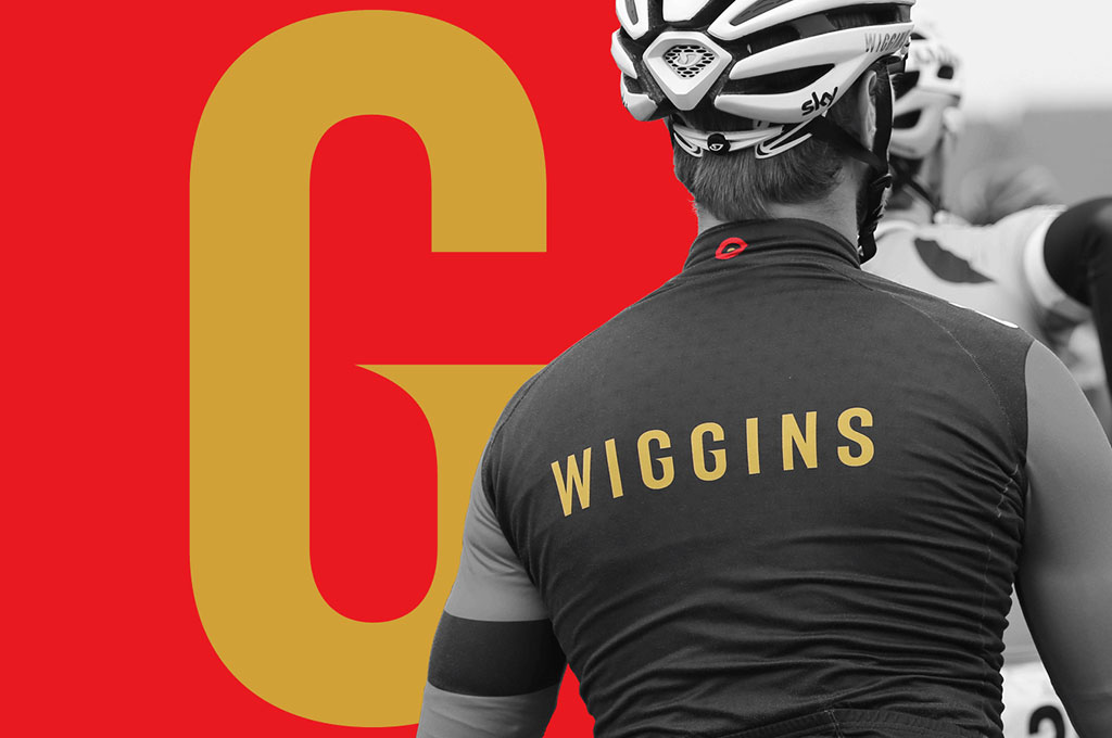 Dalton Maag Typography for Bradley Wiggins